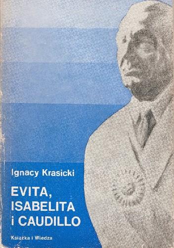 Okładka książki Evita, Isabelita i caudillo