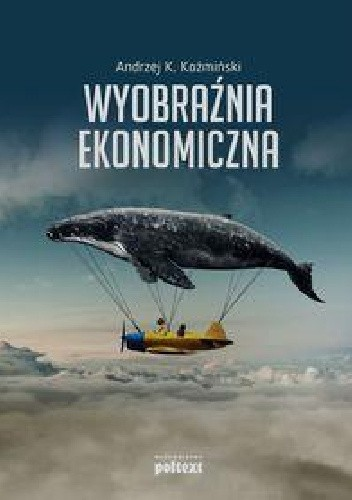Okładka książki Wyobraźnia ekonomiczna