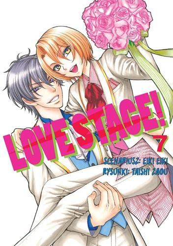 Okładka książki Love Stage! #7