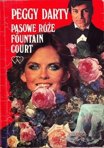 Okładka książki Pąsowe róże Fountain Court