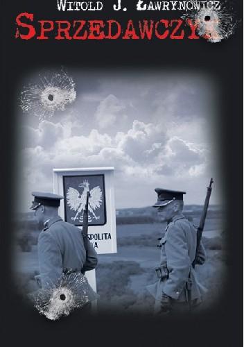 Okładka książki Sprzedawczyk