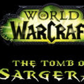 Okładka książki World of Warcraft: Grobowiec Sargerasa