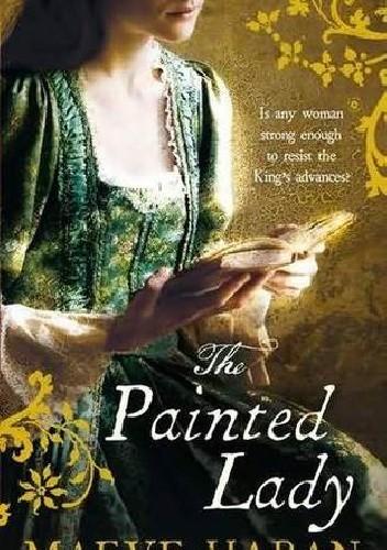 Okładka książki The painted lady