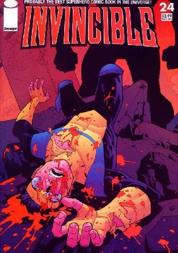 Okładka książki Invincible #24