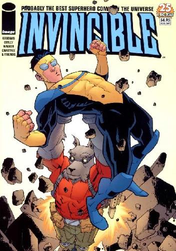 Okładka książki Invincible #25