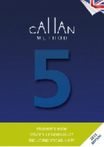 Okładka książki Callan Method. Student's Book. Stage 5: Lessons 61-77