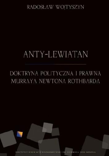 Okładka książki Anty-Lewiatan