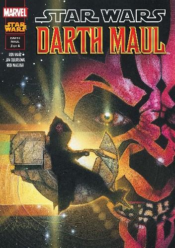 Okładka książki Star Wars: Darth Maul (2000) #4