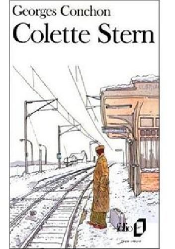 Okładka książki Colette Stern
