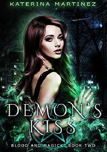 Okładka książki Demon's Kiss