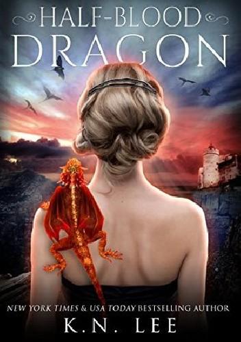 Okładka książki Half-Blood Dragon