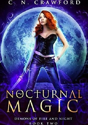 Okładka książki Nocturnal Magic