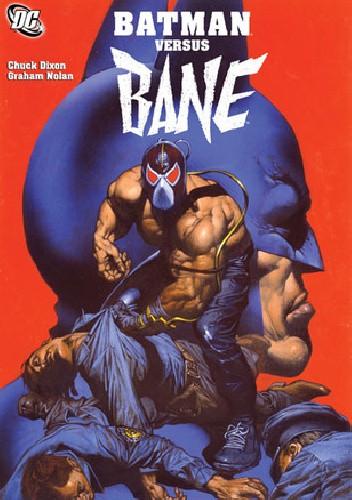 Okładka książki Batman Versus Bane