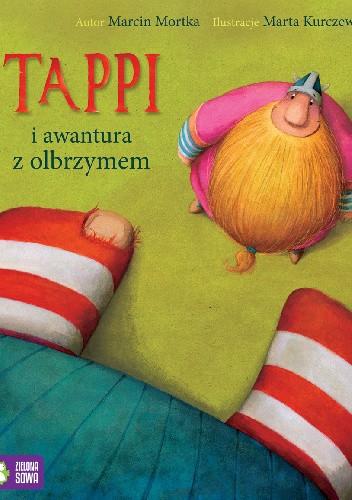 Okładka książki Tappi i awantura z olbrzymem