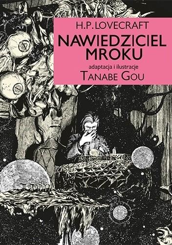 Okładka książki H.P. Lovecraft: Nawiedziciel mroku