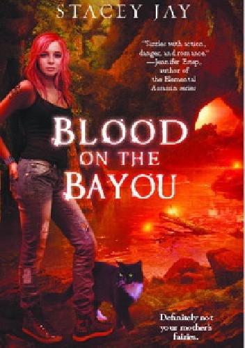 Okładka książki Blood on the Bayou