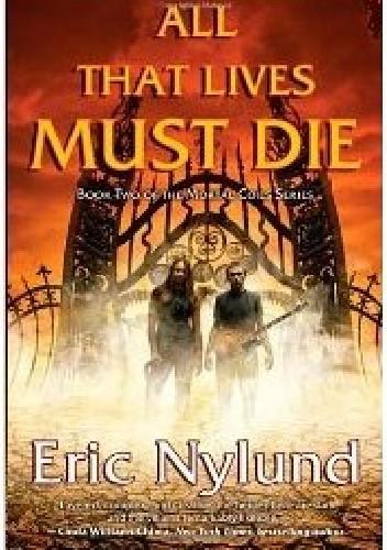 Okładka książki All that lives must die