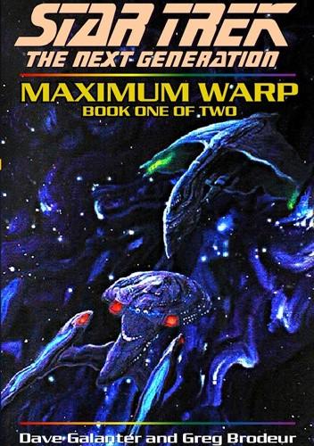 Okładka książki Maximum Warp: Book One