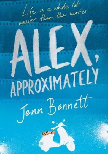 Okładka książki Alex, Approximately