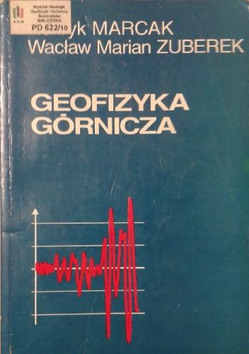 Okładka książki Geofizyka górnicza