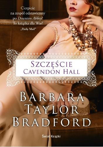 Okładka książki Szczęście Cavendon Hall