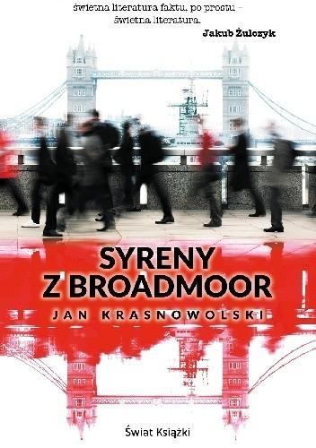 Okładka książki Syreny z Broadmoor