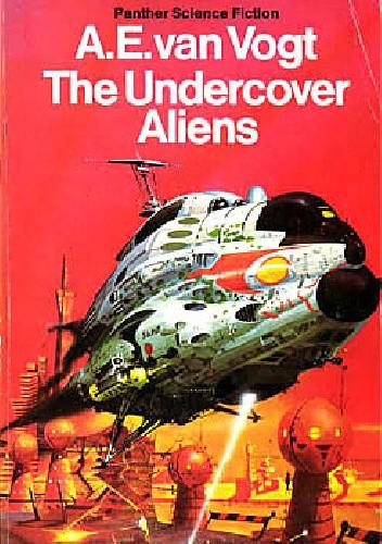 Okładka książki The Undercover Aliens