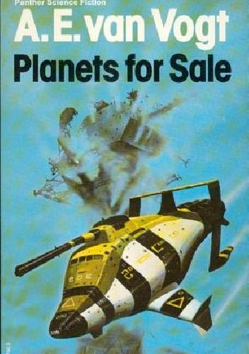 Okładka książki Planets for Sale