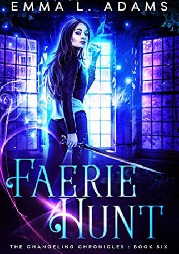 Okładka książki Faerie Hunt