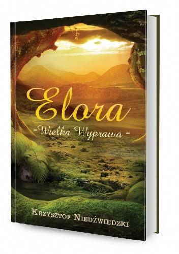 Okładka książki Elora. Wielka wyprawa