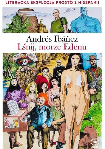 Okładka książki Lśnij, morze Edenu