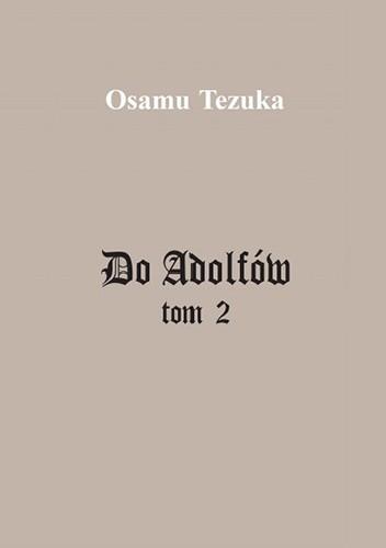 Okładka książki Do Adolfów #2