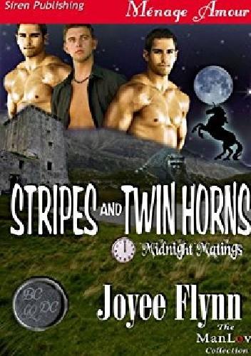 Okładka książki Stripes and Twin Horns