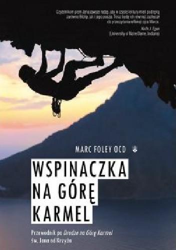 Okładka książki Wspinaczka na Górę Karmel