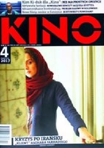 Okładka książki Kino, nr 4 / kwiecień 2017