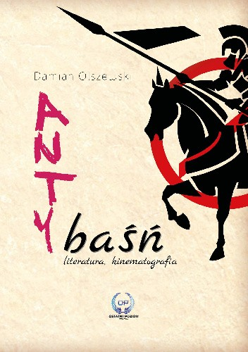Okładka książki Antybaśń. Literatura, kinematografia