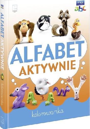 Okładka książki Alfabet aktywnie