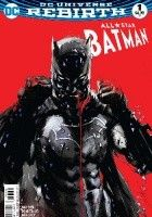 All Star Batman #1 Jock Var Ed