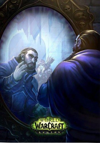 Okładka książki World of Warcraft: Ciemne Zwierciadło