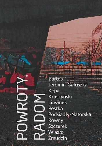 Okładka książki Powroty.Radom