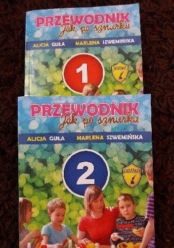 Okładka książki Jak po sznurku. Przewodnik.  cz 1-2