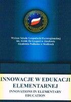 Innowacje w edukacji elementarnej.