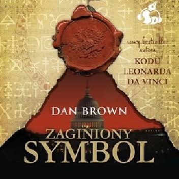 Okładka książki Zaginiony symbol