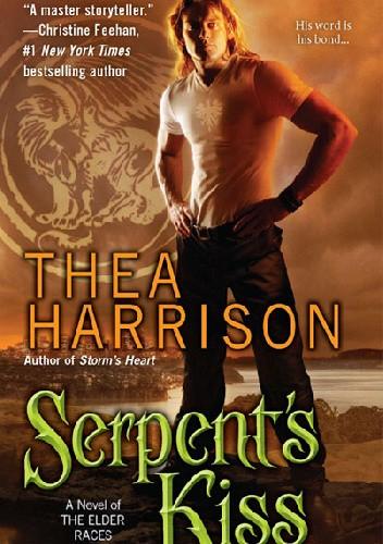 Okładka książki Serpent's Kiss
