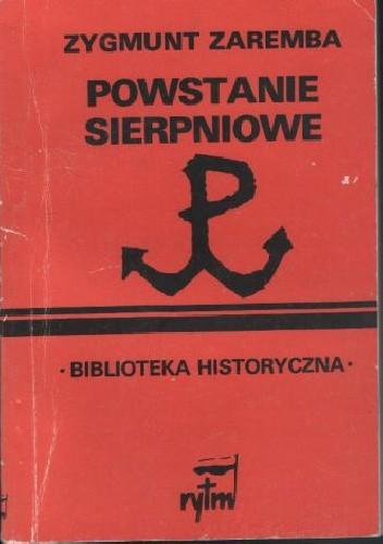Okładka książki Powstanie Sierpniowe