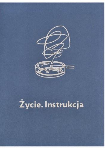 Okładka książki Życie. Instrukcja