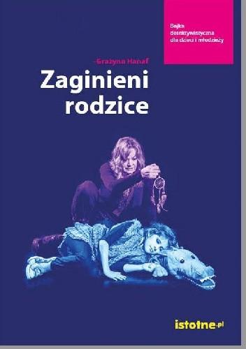 Okładka książki Zaginieni rodzice