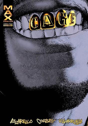 Okładka książki Cage