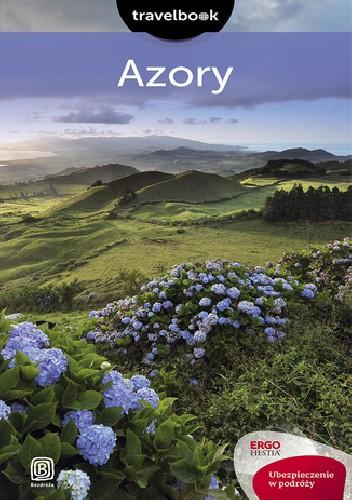 Okładka książki Azory. Travelbook.