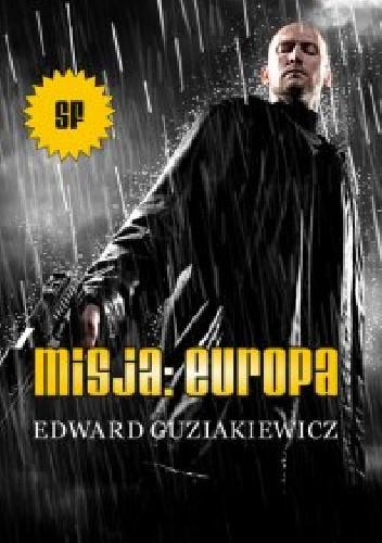 Okładka książki Misja: Europa